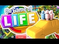 HOW TO BECOME A MILLIONAIRE - THE GAME OF LIFE (Board Game)