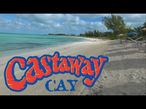 Castaway Cay (Disney's Private Island) Tour & Review 2017