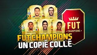 FIFA 18 - FUT CHAMPIONS - UN COPIÉ / COLLÉ !