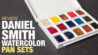Review: Daniel Smith Watercolor Pan Sets