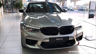 BMW M5 Competition F90 2019 | Real-life review