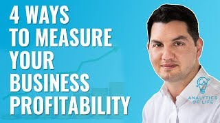 Measure Profitability of Your Business - Small Business Tips: How to Figure Profit & Loss