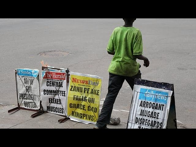 Impeachment proceedings begin - Mugabe could be out within days