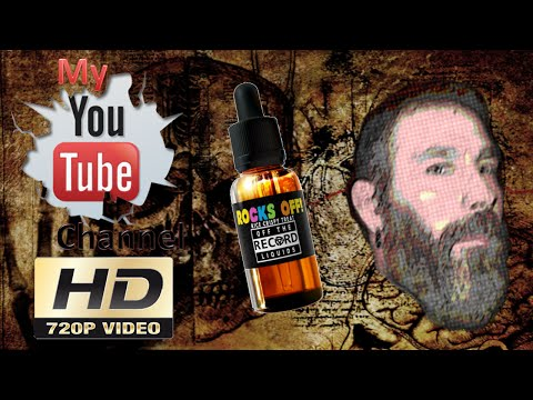 Off The Record | Rocks Off | E-Juice Review  | #TeamNoSteep