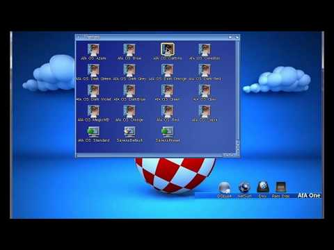 AfA One V1.1: AMiGA OS 3.9  RTG + Extension AfA-OS 4.8