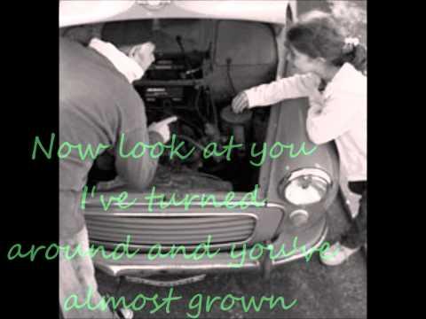 My little girl - Tim McGraw w/ lyrics