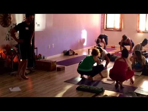 Yoga Anatomy and Physiology 2014 Photo Montage