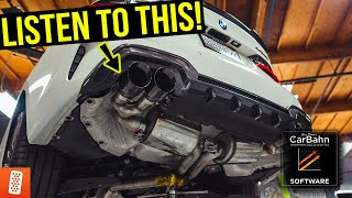 What a $2,600 AWE Exhaust & $1,300 Tune does to a BMW (G20) 340i X-Drive (B58 Supra Engine)!!!