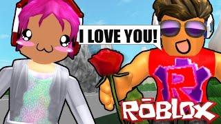 Citas en línea en Roblox!