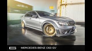 Mercedes-Benz C63 AMG GV  |  Forgestar Wheels F14