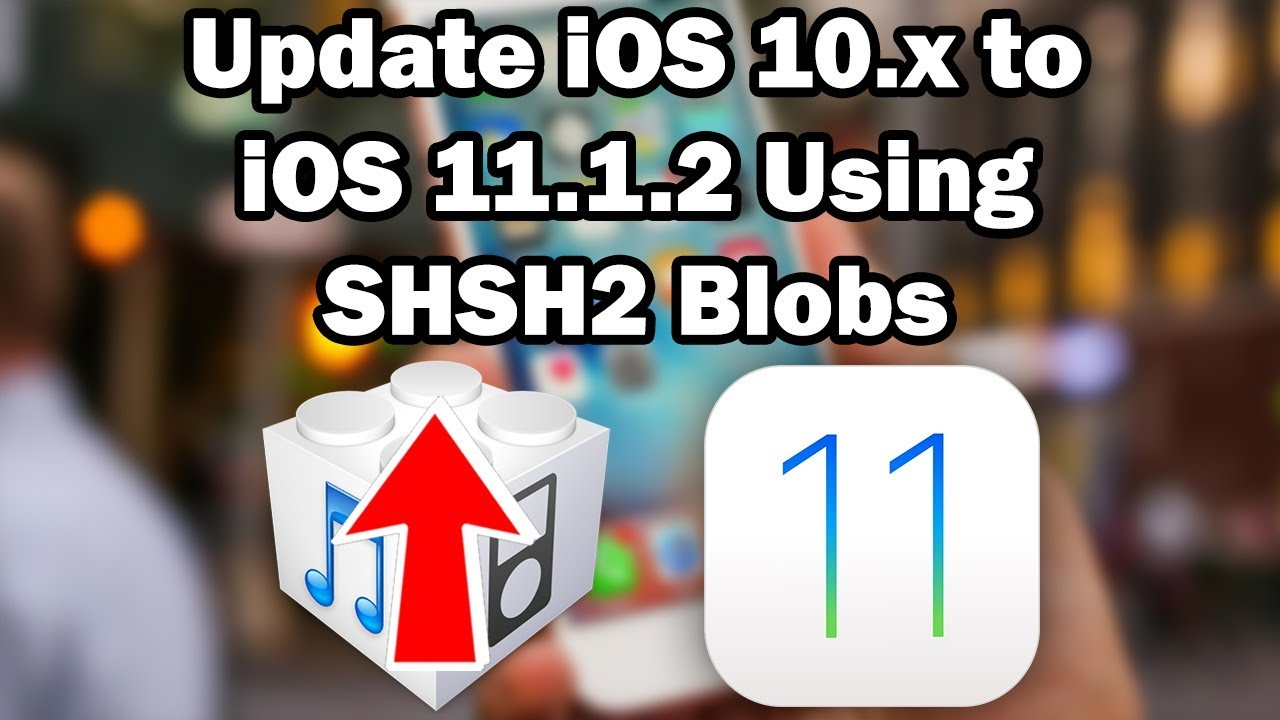 How to Restore iOS 10 0 - 10 2 1 to iOS 11 1 2 Unsigned Using Prometheus on  iPhone/iPod touch/iPad