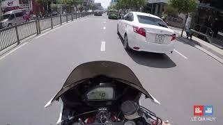 PKL -  Mô tô Honda CBR1000RR có khó chạy không? (Is the Honda CBR1000RR easy to ride?)