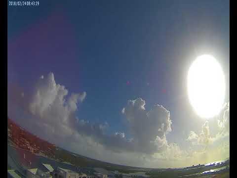 Cloud Camera 2018-02-24: Key West High School