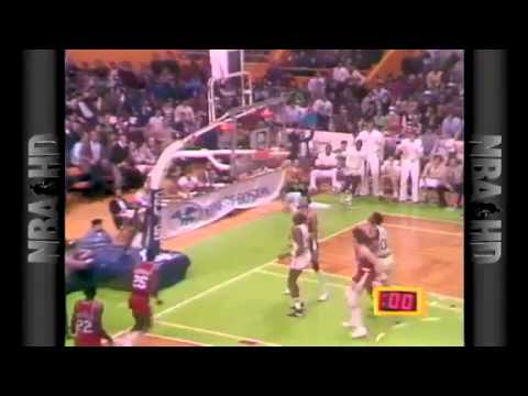 NBA Top 10 Plays from 1984-1985