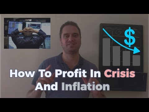 How To Invest And Make Money On Crisis, Recession, Inflation, and Deflation | Asset Allocation