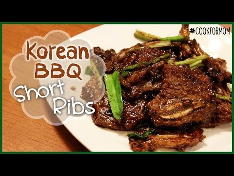 Weylie's Kitchen: Korean BBQ Short Ribs #COOKFORMOM | ilikeweylie