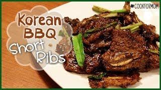 Weylie's Kitchen: Korean Bbq Short Ribs #cookformom   Ilikeweylie