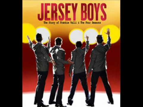 Jersey Boys Soundtrack 18 Cant Take My Eyes Off You