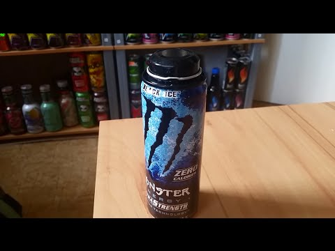Let´s Drink: MONSTER EXTRA STRENGTH