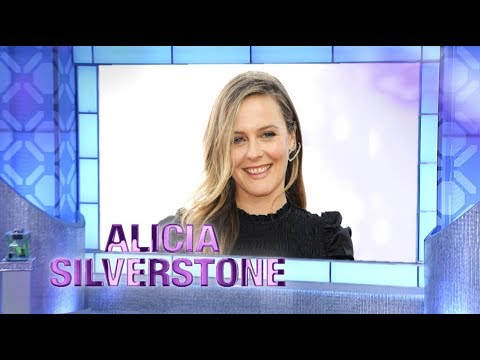 Tuesday on 'The Real': AllNew! Alicia Silverstone
