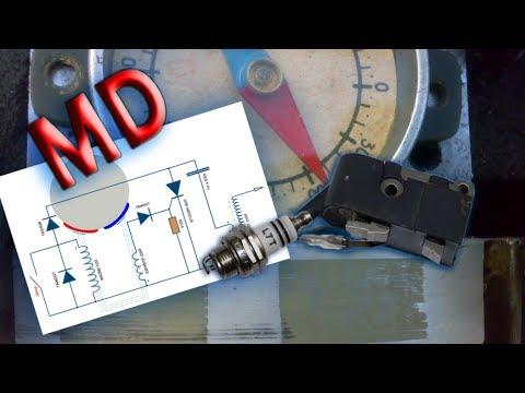 Как работает электронное зажигание на бензопиле