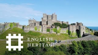 Postcard from Dover Castle | HD Drone Footage