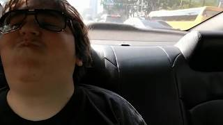 Andy Milonakis gives taxi driver ₩50k tip, gets thanked as a 'very nice woman'