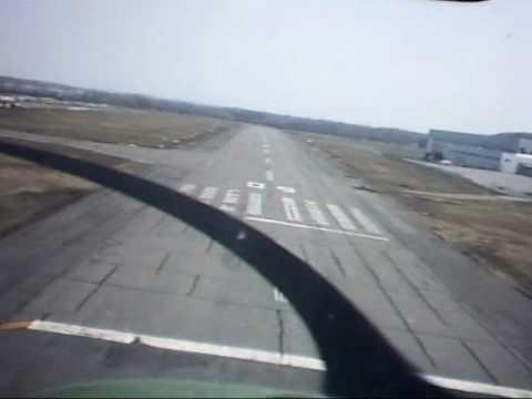 Cessna 172 Normal Landing - CYRO