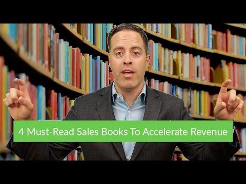 4 Must-Read Sales Books To Accelerate Revenue