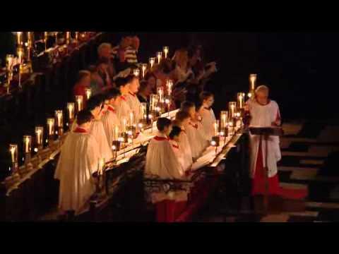 King's College Choir - Thine be the glory (Haendel)