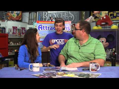 Attractions - The Show - Jan. 31, 2013 - Character chats, Un