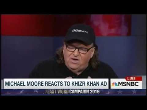 Michael Moore's 'October surprise' New anti Trump, pro Hillary film Trumpland