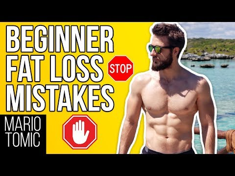 Worst Fat Loss Mistakes Beginners Make (Backed by Science)