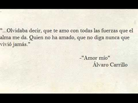 Amor Mio Alvaro Carrillo Chords Chordify