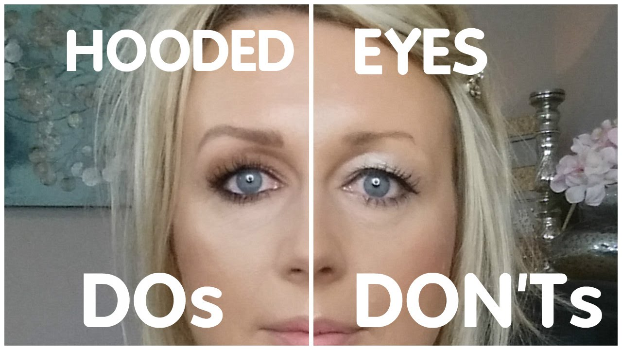 HOODED, DROOPY EYES - TIPS AND TRICKS (updated)
