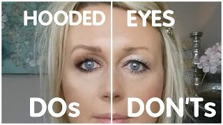 HOODED, DROOPY EYES   TIPS AND TRICKS (updated)