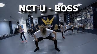[K-POP cover dance] NCT U 엔시티 유 'BOSS' / instructor: J.YANA
