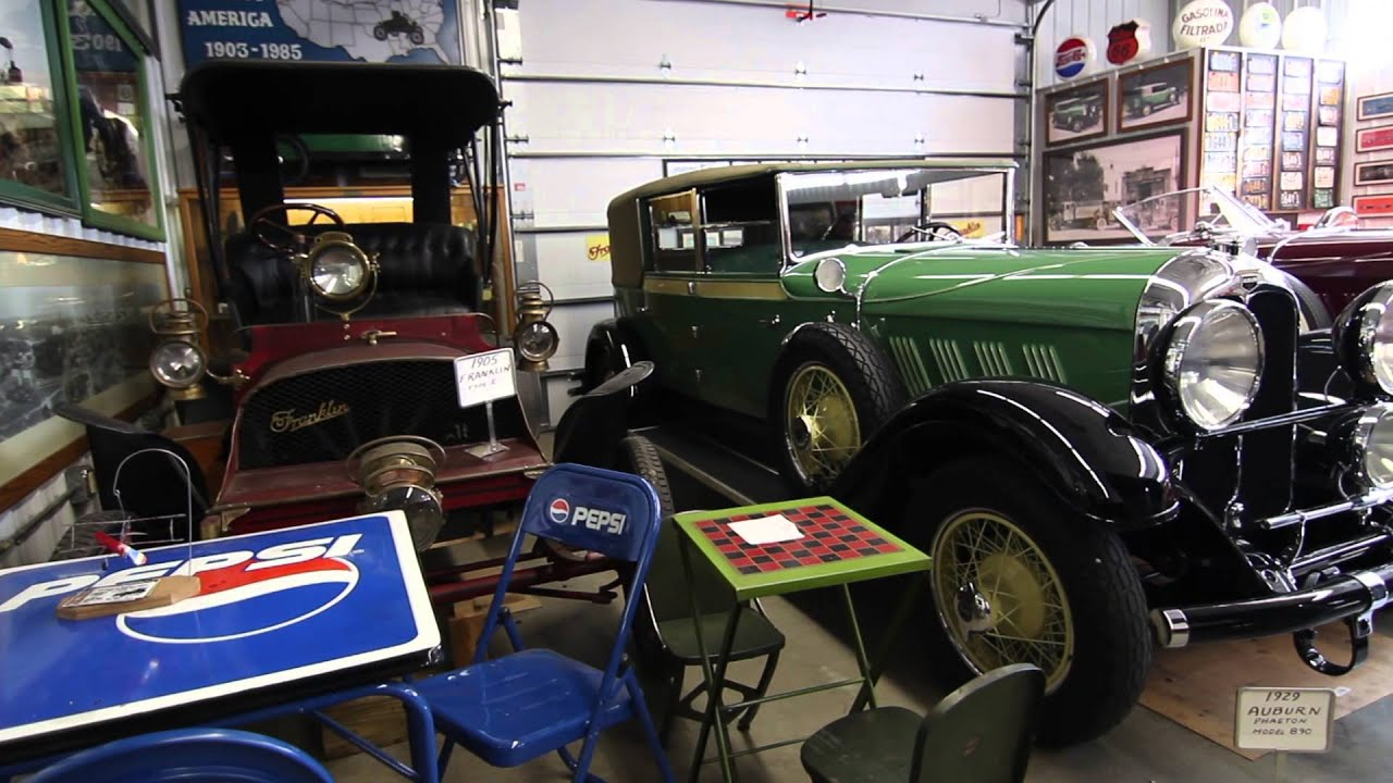 Classic Car Collection | Morrie\'s Luxury Auto - YouTube