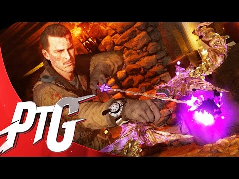 Der Eisendrache: Void Bow Upgrade Tutorial! (Call of Duty: Black Ops 3 Zombies)