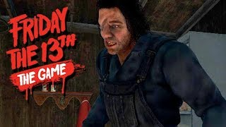 Friday The 13th The Game Gameplay German - Tod bei Tageslicht