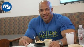 Full Day Of Eating | Victor Martinez | 4,335 Calories