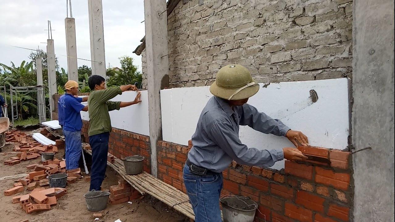 Latest technology construction wall insulation faste for Best insulation for new home construction