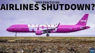 Why do Airlines Shutdown?