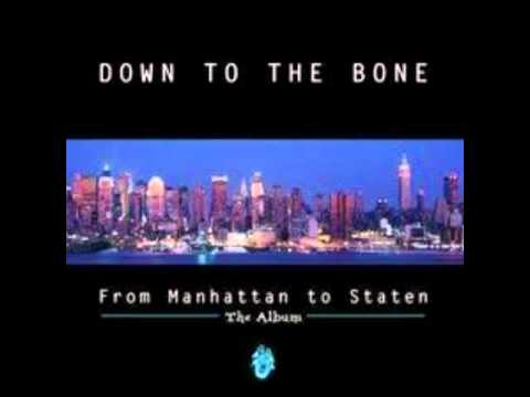 Down To The Bone   Staten Island Groove