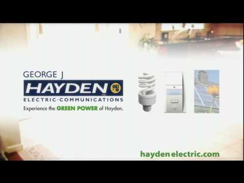 Hayden Electric Green Commercial Hazleton, PA