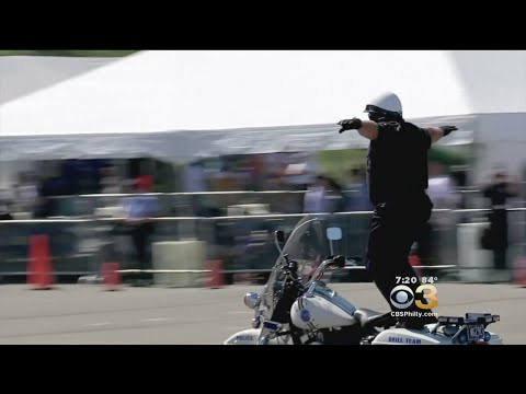 Thousands Turn Out For Philadelphia's 63rd Annual Hero Thrill Show