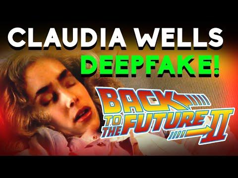 Back to the Future II  Original Jennifer Returns  Video  Fiction