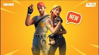 Shop of items Fortnite-today's shop 07/05/2019 new Skins