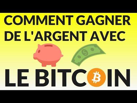 Comment gagner de l'argent avec le Bitcoin (et autres crypto-monnaies)