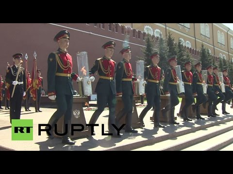 LIVE: Moscow hosts Victory Day Parade on 70th anniversary of the Great Patriotic War (English audio)